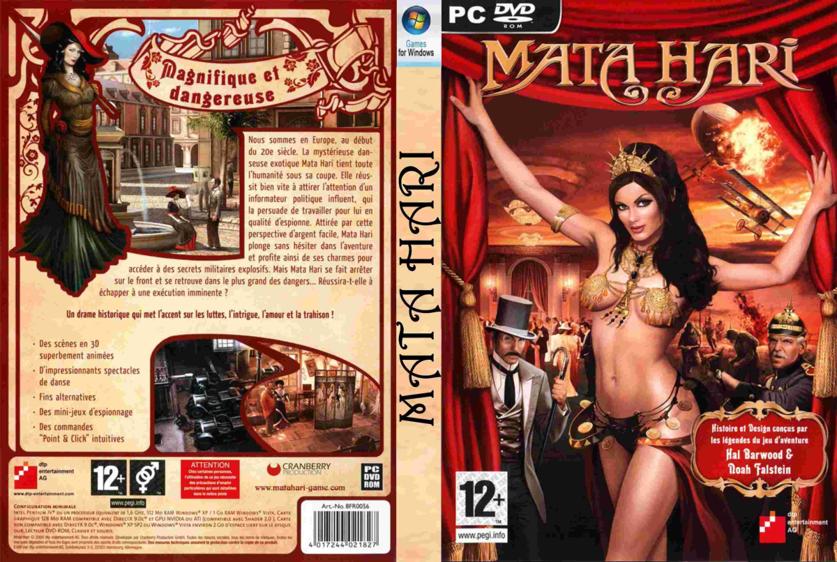 English PC Developer: 4HEAD Studios Publisher: Anaconda 873MB Genre : Adven